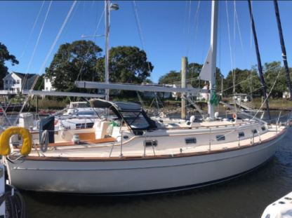 Location Yacht à voile Island Packet 41 Sp Cruiser Half Shell Cape Coral