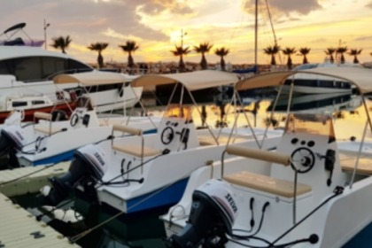 Miete Motorboot OLBAP 5, NO license required Torrevieja