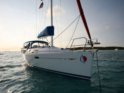 Charter Sailboat Sunsail 36I Marina