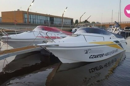 Hire Motorboat Olympia 570 Holiday Szczecin