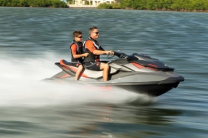 Location Jet-ski Seadoo 155 gti limited Grimaud
