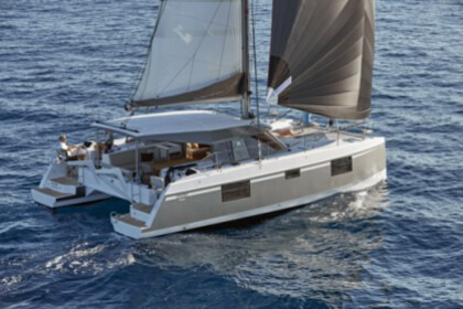 Location Catamaran Nautitech 40 Open Porto-Vecchio