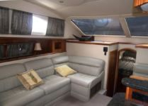 Charter Motorboat Sea Ray Yatch 405 Hialeah