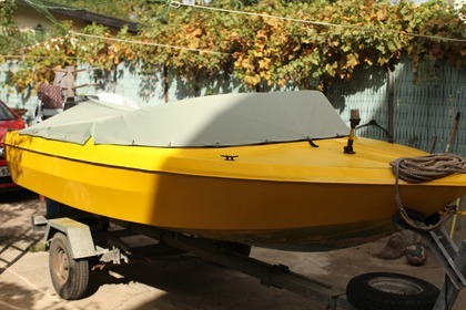 Hire Motorboat Rocca PRIMA Neuilly-sur-Marne