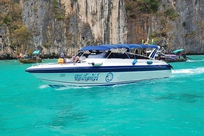 Hire Motorboat Custom Motorboat 29 Krabi