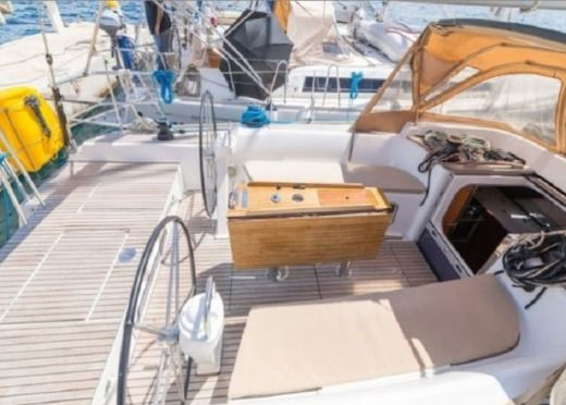 Sailboat Dufour 385 Grand Large