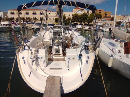 Bavaria Bavaria 32 in Vieste for hire