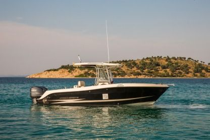 Charter Motorboat Hydra Sports 2500Cc Vourvourou