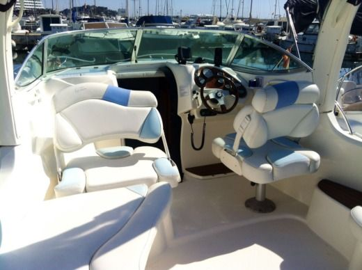Motorboat Lema Gold II for hire