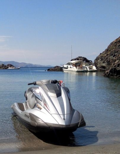 Jet-ski Yamaha FX SHO Cruiser (LUXE) entre particuliers