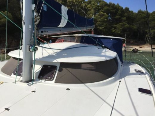 Catamaran Fountaine Pajot Bahia 46 for hire