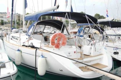 Rental Sailboat Jeanneau Sun Odyssey 45 Split
