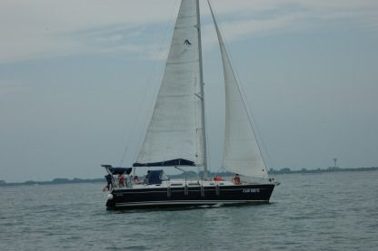 Rental Sailboat Hanse 371 Venice