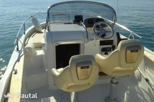 Motorboot Sessa Marine Key Largo 20 zu vermieten