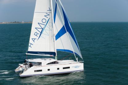 Location Catamaran Nautitech Open 40 Cannes