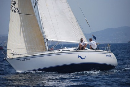 Hire Sailboat Aivis S Ibiza
