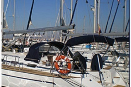 Charter Sailboat BAVARIA 49 La Manga