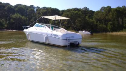 Rental Motorboat Jeanneau Leader 7.05 Biscarrosse