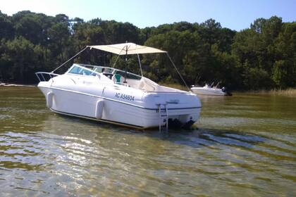 Hire Motorboat JEANNEAU Leader 7.05 Biscarrosse