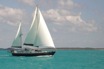 Rental Sailboat Hinckley 49 Ketch Gloucester
