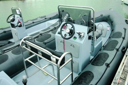 Location Semi-rigide Valiant Dr 620 Sport Fishing Portbail
