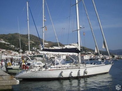 Miete Segelboot Beneteau First 51 Port-Vendres