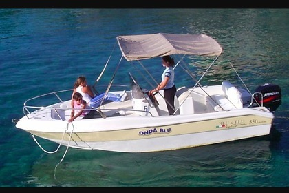 Charter Motorboat RASCALA 5.50 Castro