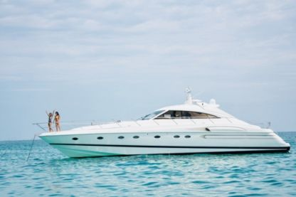 Charter Motorboat Princess V65 Miami Beach