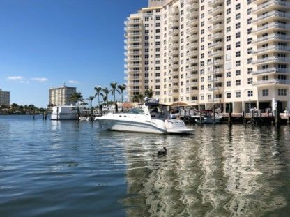 Charter Motorboat Sea Ray 410 Sundancer Fort Lauderdale
