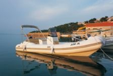 RIB Nuova Jolly Exclusive 675 for hire