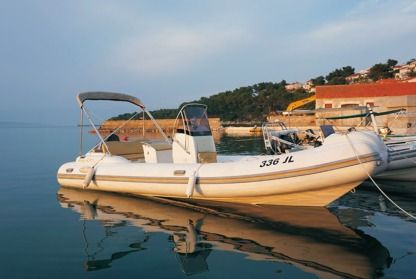 Charter RIB Nuova Jolly King Exclusive 675 Jelsa
