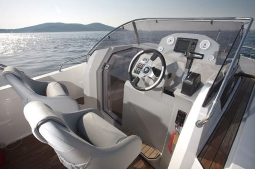 Motorboat Pacific Craft Atlantic 730 Sun Cruiser