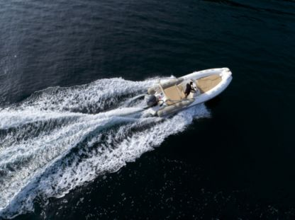 Verhuur RIB Zodiac Medline 650 Cannes