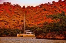 Catamaran Lagoon 421 for rental