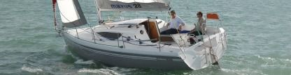 Rental Sailboat Maxus 28 Prestige Wilkasy