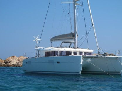 Location Catamaran Lagoon 400 Calvi