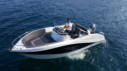 Rental Motorboat Barracuda 545 Calvià