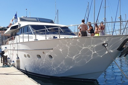 Location Yacht San Lorenzo 70 Marseille