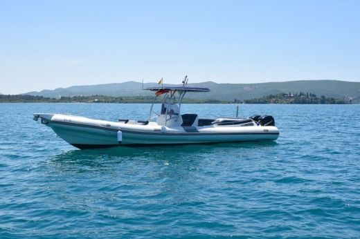 Charter rIB in Tivat