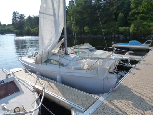 JEANNEAU Sun Fast 20 in Pornichet for hire