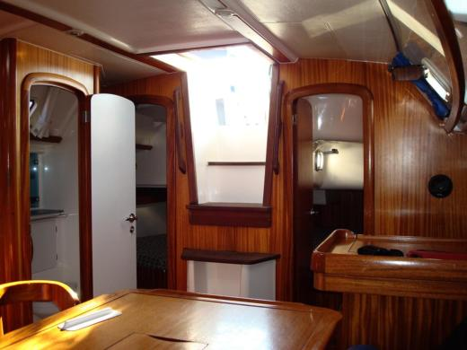 Dufour 36 Classic in Marseille for hire