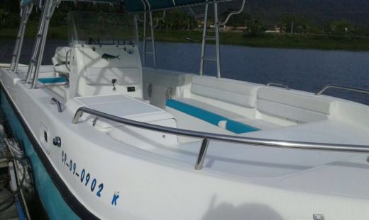 Alquiler Lancha Sibarita Sport Boat 29 Feet Speed Boat - 2 Engines Cartagena