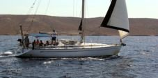 Sailboat Bavaria 49 Cruiser for hire