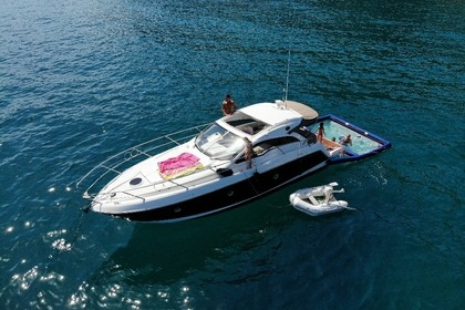 Hire Motorboat Sessa C 35 Genoa