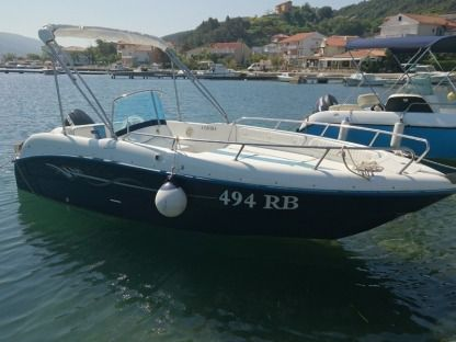 Rental Motorboat Cobra 500 Rab