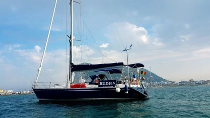 Charter Sailboat Comar Genesi 43 Port-Louis