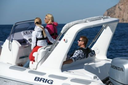 Location Semi-rigide Brig Eagle 650 Arcachon