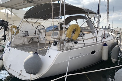 Charter Sailboat ELAN 514 Impression Laurium