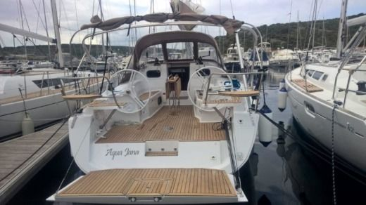 Elan 40 in Zadar for rental