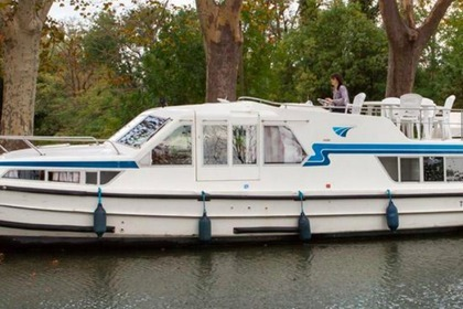 Charter Houseboat Cont Continentale Narbonne